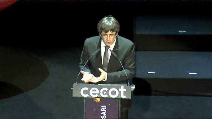 Carles Puigdemont will nach Madrid