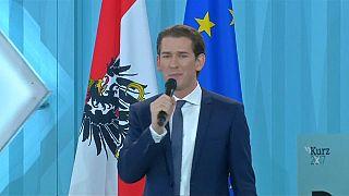 A Szabadságpárttal tárgyal kormányalakításról az osztrák kancellárjelölt