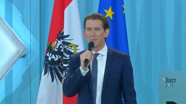 Austria: Kurz invita al ultraderechista FPÖ a negociar una coalición de Gobierno