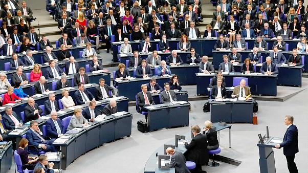 وولفجانغ شيوبله على رأس مجلس النواب الألماني الجديد