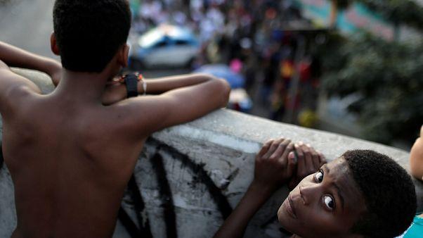 Wieder mehr Armut in Brasilien