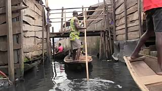 """""""La Venise de l'Afrique"""" toujours menacée par le boom économique de Lagos"""