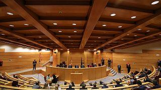 ¿Cara a cara entre Rajoy y Puigdemont en el Senado?