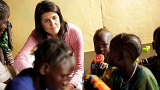 Trump envoy 'mad' after meeting South Sudanese refugees in Ethiopia