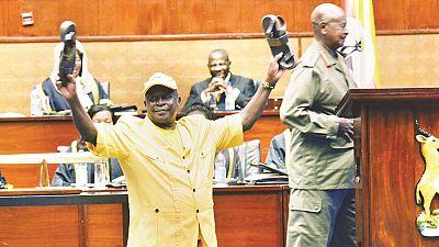 Ugandan lawmaker fined $10 for urinating in public