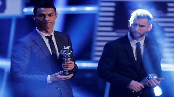 کریستیانو رونالدو: رقابت با مسی تازه آغاز شده است