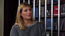 ICAN's Beatrice Fihn speaks about nuclear weapons after winning Nobel Peace Prize 2017