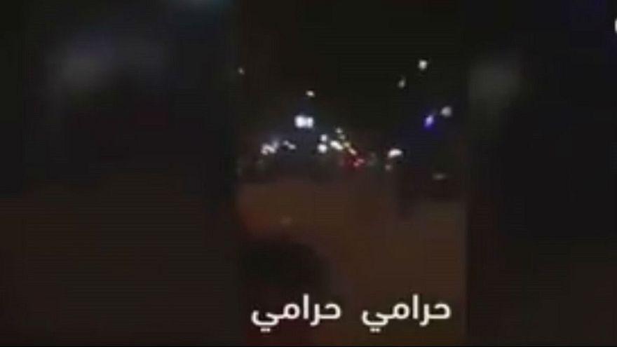 بالفيديو: عائلة مصرية تطارد سيارة وتتمكن من تحرير الشاب المخطوف