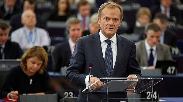 Three possible outcomes to Brexit talks, says Tusk