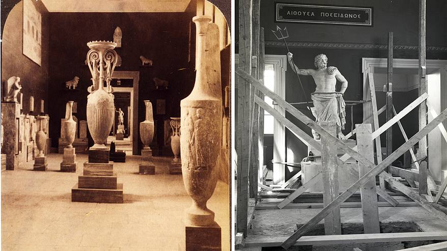 Στη σκιά του μεγάλου πολέμου: αποτυπώνοντας μνήμες μουσείων πριν και μετά την κατοχή