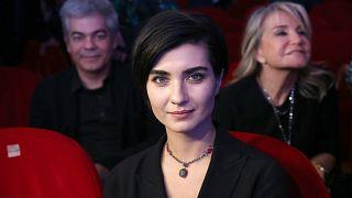Tuba Büyüküstün Los Angeles'taki festival jürisine seçilen ilk Türk oldu