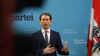 В Австрии начнут формировать «голубую» коалицию
