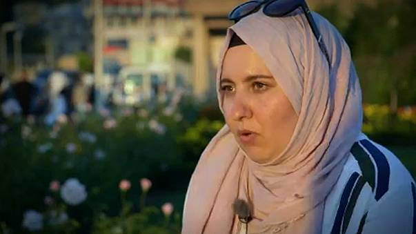 A vida de Cemile depois da purga de Erdoğan