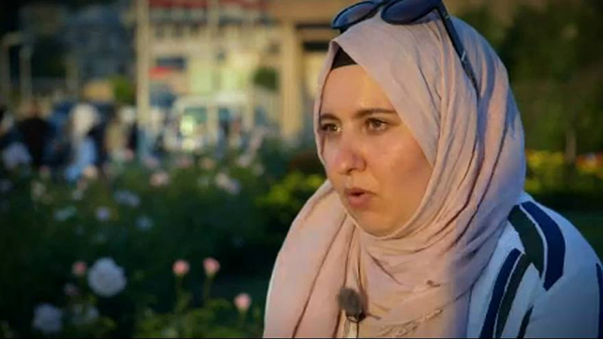 Trapped in Turkey: rights activist condemns Erdogan rule