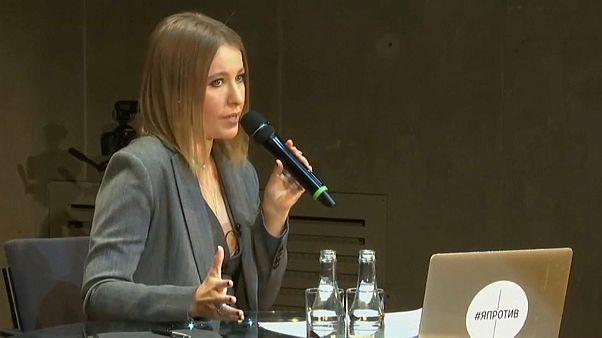 Собчак: Крым - не наш; Навального - в президенты