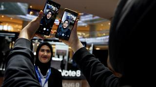 İslami okuldan selfie fetvası