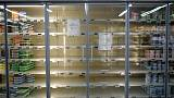 Supermarket shelves empty as French butter shortage hits