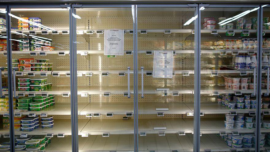 ¿Por qué hay escasez de mantequilla en Francia?