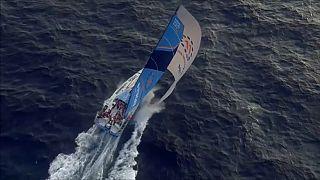 Volvo Ocean Race a caminho de Lisboa