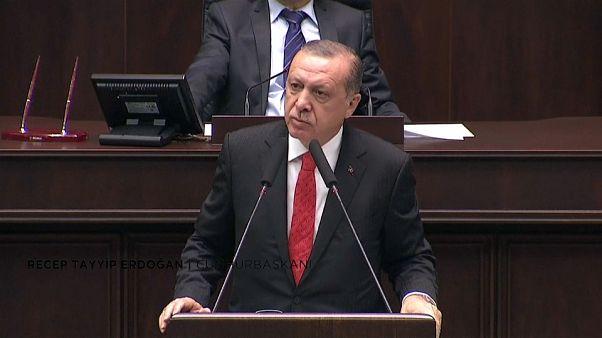 Erdoğan: İdlib neticelendi, sıra Afrin'de