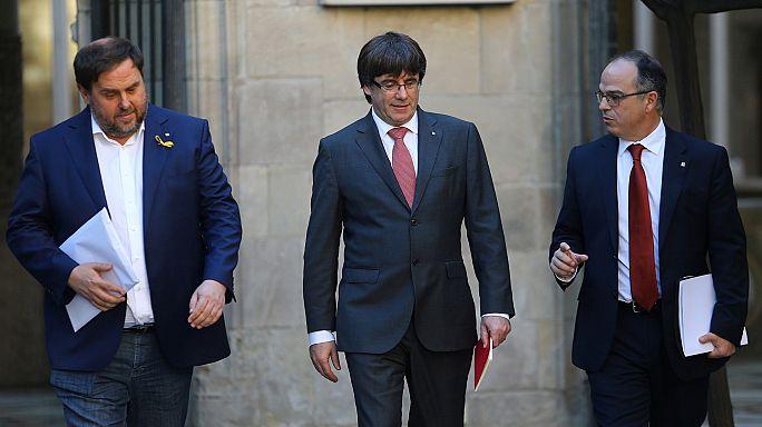 Máxima expectación ante un posible cara a cara entre Rajoy y Puigdemont