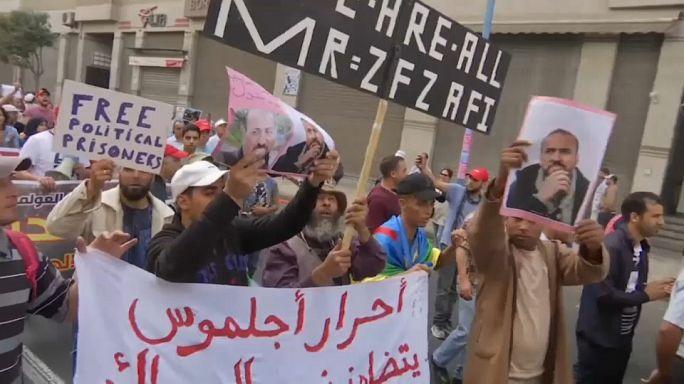Au Maroc, le procès du chef de la contestation ajourné