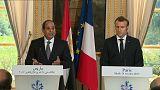 """Macron: """"nem leckéztetek senkit"""""""