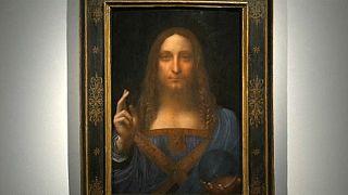 لوحة لدافنشي ثمنها 100 مليون دولار تعرض في لندن بعد إعادة اكتشافها
