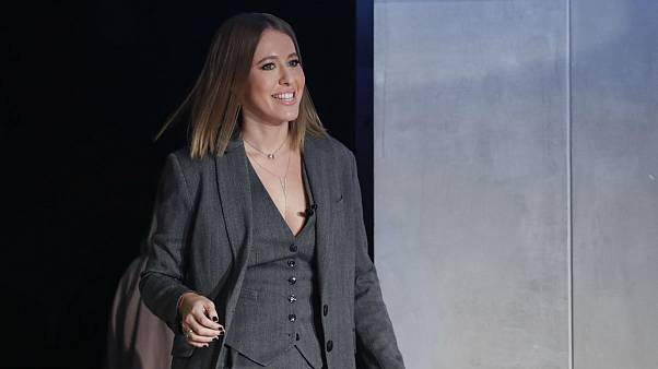 Ksenia Sobchak just started her campaign and she's 'against' everyone, including Putin