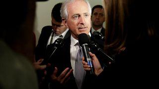 Washington: Flake sem az elnök embere