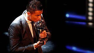 Glückwünsche für Weltfußballer Ronaldo