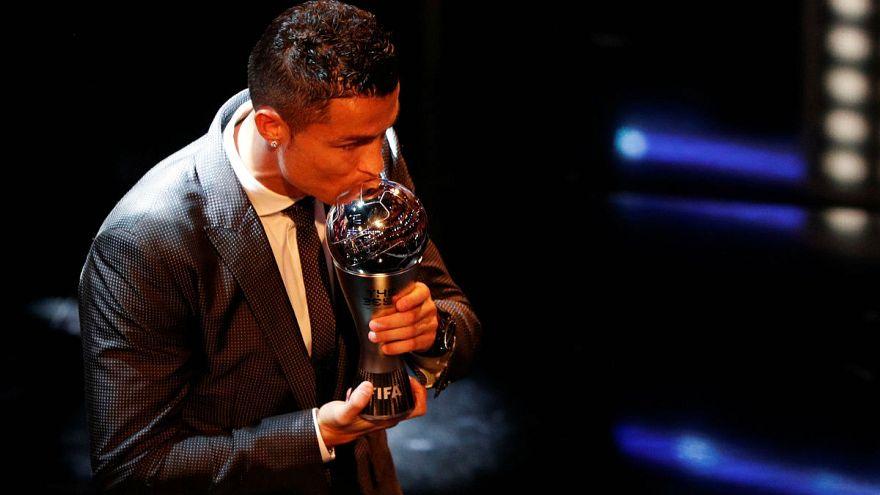 'Ronaldo is the best' - fellow players congratulate FIFA winner