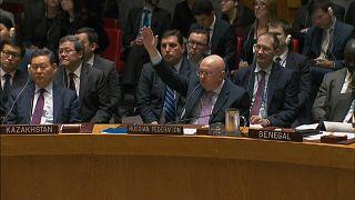 Москва наложила вето на резолюцию о СМР