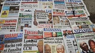 Fourth Tanzanian newspaper banned for 90 days over 'false' publication