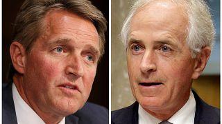 Von Lügnern und Hundefängern: Republikanische Senatoren gegen Trump
