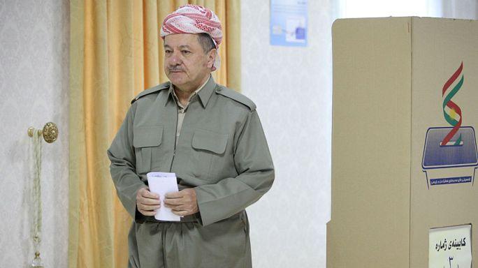 Irak : les Kurdes suspendent le projet d'indépendance
