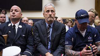 Image: BESTPIX - Former Daily Show Host Jon Stewart Testifies On Need To Re