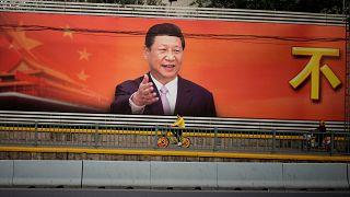 Çin Komünist Partisi'nin lider kadrosu açıklandı