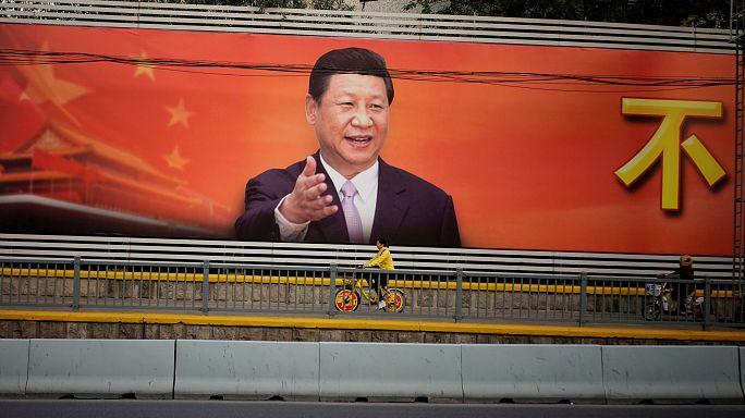 شي جين بينغ يفوز بعهدة ثانية على رأس الحزب الشيوعي الصيني