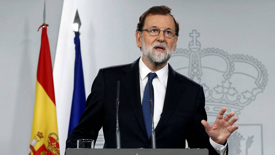 "Spanish government wants to restore ""normality and legality"" in Catalonia"