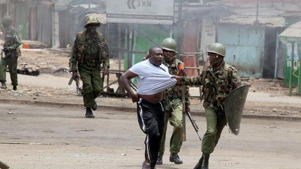 شرطة كينيا تطوق المحكمة العليا قبيل النظر في تأجيل الانتخابات
