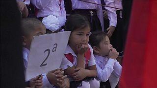 Детские браки - проблема Киргизии