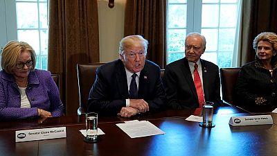 Les Etats-Unis vont de nouveau accueillir des réfugiés ; le Mali, l'Egypte, la Somalie... en stand-by