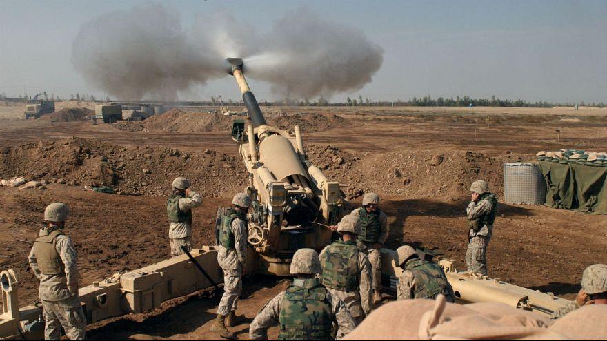 تدارک ارتش عراق برای بازپس گیری آخرین مناطق تحت کنترل داعش