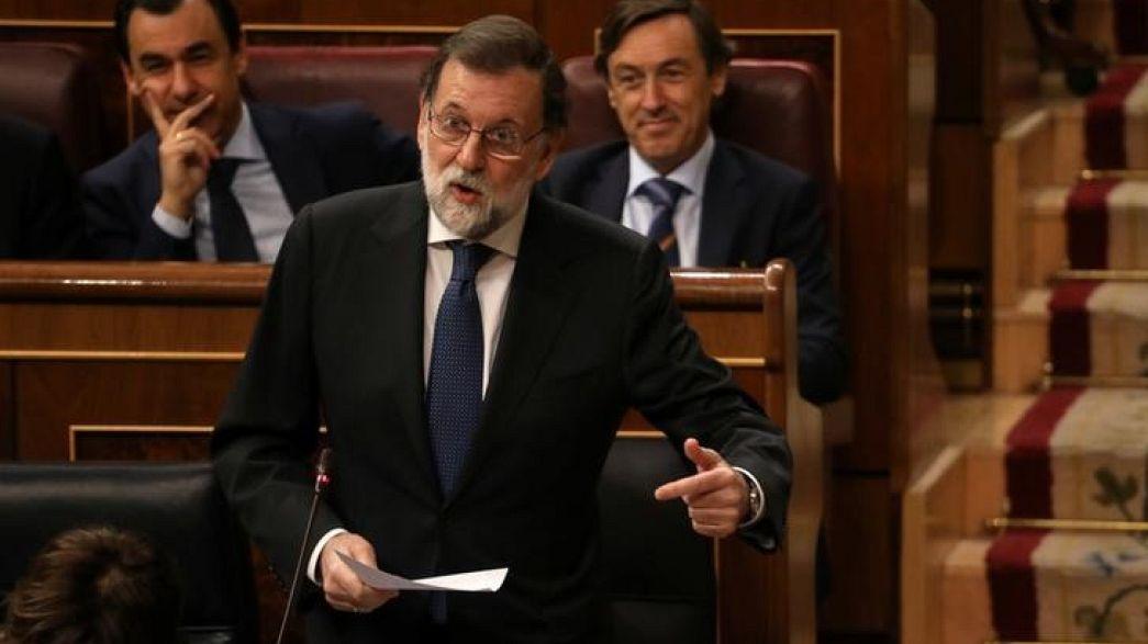 """Rajoy: """"el 155 es la única respuesta posible"""""""