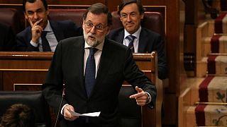 Rajoy insiste em intervenção do Estado na Catalunha