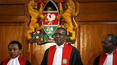 Kenya : la Cour suprême pas en mesure d'examiner la motion sur l'élection