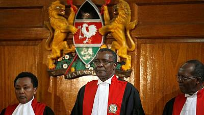 Kenya top court unable to sit on poll delay case due to lack of judges