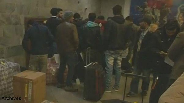آلمان ۱۴ پناهجوی افغان را به کابل بازگرداند