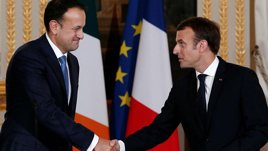 Irish PM vows to improve French before Ireland 'officially' joins Francophonie